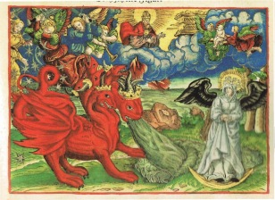 Dragon-and-woman-revelation-luther-bibel