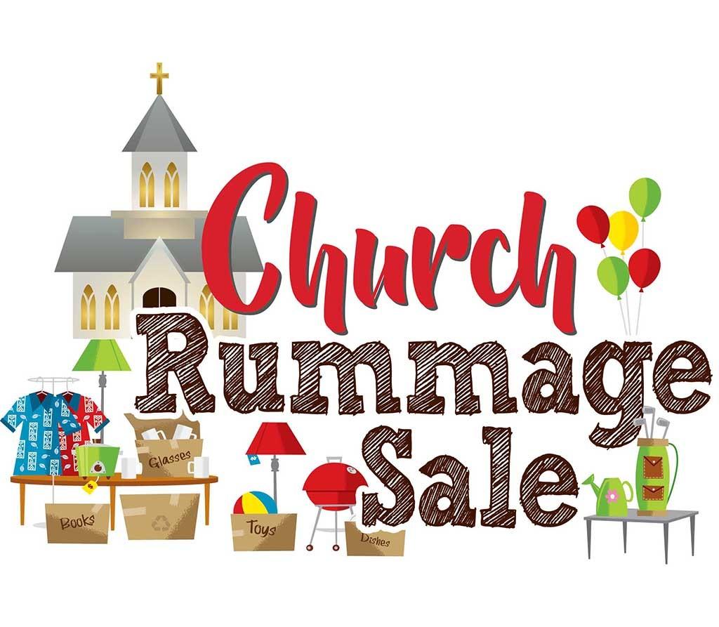 rummage+sale